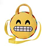 Emoji Emoticono Mini bolsa Sannysis mochila infantil colorful (10)