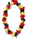 HAAC Blumenkette Hawaiikette in Deutschlandsfarben Deutschland Fußball 2014