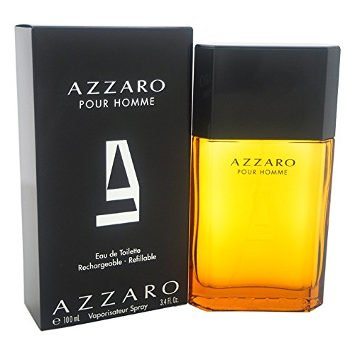 Azzaro Pour Homme EDT Vapo, 100 ml, 1er Pack, (1x 100 ml)