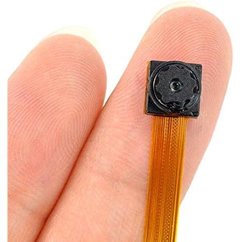 TODEAL HD Mini telecamera CCTV di sicurezza Micro Camera 480TVL