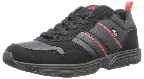 DVS Skate Athletic Trainer Shoes PREMIER HL DEEGAN DIRT BLACK LEATHER SIZE 9