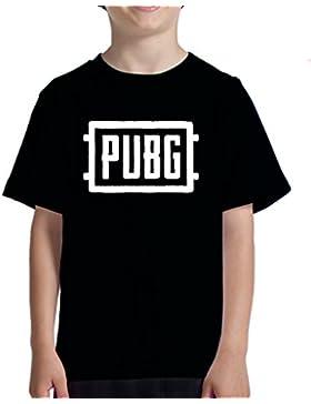 Acokaia Camiseta Niño PUBG Playerunknown's Battlegrounds