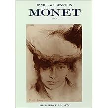Monet, tome 5 : Peintures, dessins et pastels (Suppléments et index)