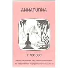 ANNAPURNA - 1/100.000