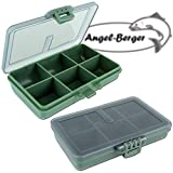 Angel-Berger Magic Baits Kleinteilebox Carp Tackle Box (6 Fächer)