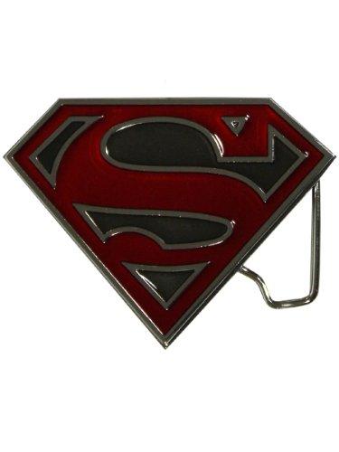 Fibbia Collezione Superman Logo Classico