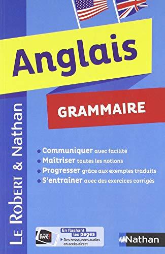 Grammaire de l'Anglais - Robert & Nathan par Jacques Marcelin