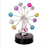 d81049f2f84 youjiu Decorativi Ornamenti Soprammobili Sopramobile108   210 Mm Pendolo  Elettromagnetico Colore Creativo Ruota Panoramica