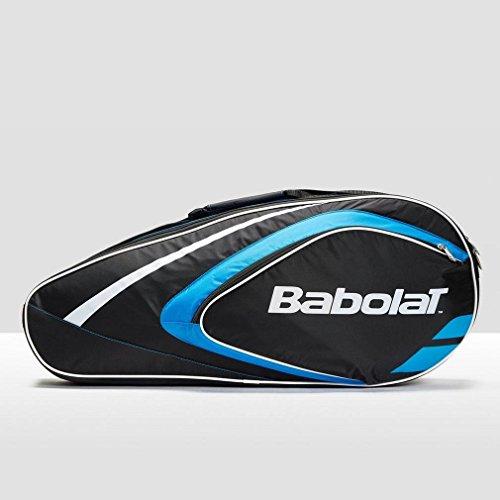 Babolat Schlägertaschen Racket Holder X3 Club Line, Blau, 74 x 14 x 33 cm, 22 Liter, 751080-136 -