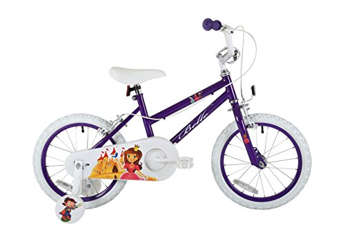 Sonic Belle  Kids Bike - 16 inch - Purple