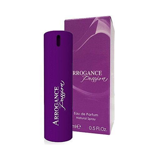 Arrogance Passion Eau De Parfum Natural Spray 15 ml