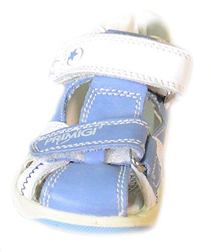 Primigi Primigi Sandaletti-Cuir-86160 Bride Enfant Bleu Clair Bleu - bleu ciel