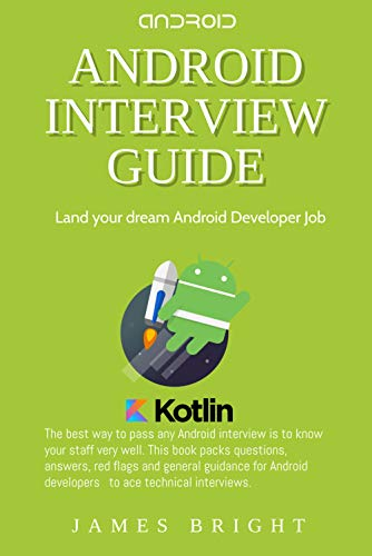 Android Interview Guide: The most common Android Interview questions and answers with code (English Edition)