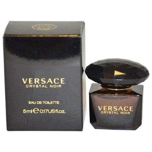 Crystal Noir POUR FEMME par Versace - 5 ml Eau de Toilette Mini