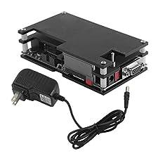 Dorrisi, convertisseur d'extracteur Audio, convertisseur vidéo, convertisseur, diviseur d'extracteur Audio HDMI, Adaptateur, kit de Conversion HDMI pour Consoles de Jeu rétro Sinclair Spectrum 2 Xbox