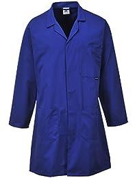 Portwest C852RBRM Standard Coat Royal Blue, Medium