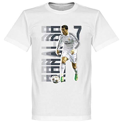 Ronaldo Gallery KIDS T-shirt - weiß - 10 Jahre -