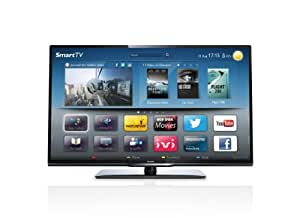 "Philips 32"" 32PFL3208T HD Ready Smart (WiFi Ready) LED TV with FreeView (New for 2013)"