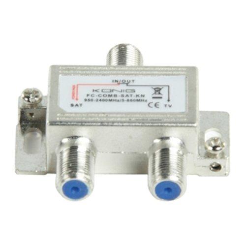 König Sat/UHF/VHF Weiche