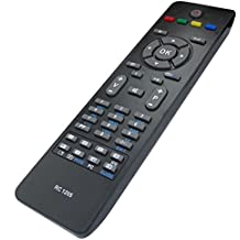 AERZETIX: Mando a distancia para televisor TV compatible con RC1205 C16561
