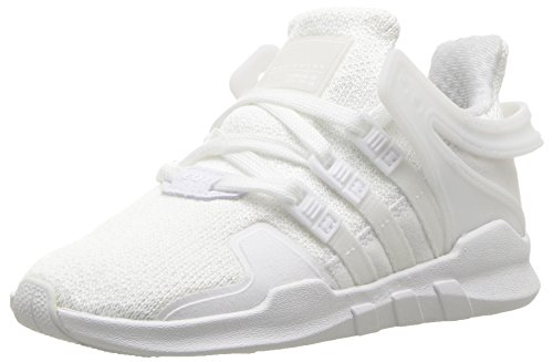 adidas Originals Baby EQT Support ADV I Sneaker, White, 10 Medium US Toddler (Sneaker Toddler Adidas)