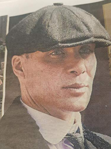 Sombrero de espiga para hombre