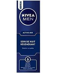 Nivea Men Soin de Nuit Régénérant Active Age 50ml