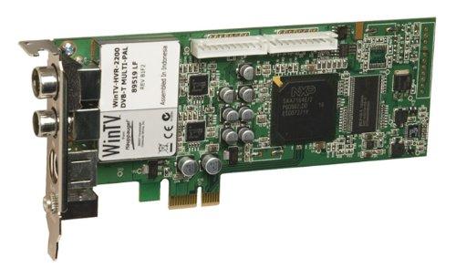 Hauppauge WinTV-HVR-2200 MCE TV-Tuner (Dual-Hybrid-Tuner, PCI-Express)