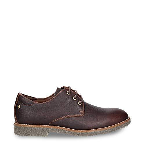 Zapatos Hombre PANAMA JACK Galvin C5 Napa Grass Castaño/Chestnut