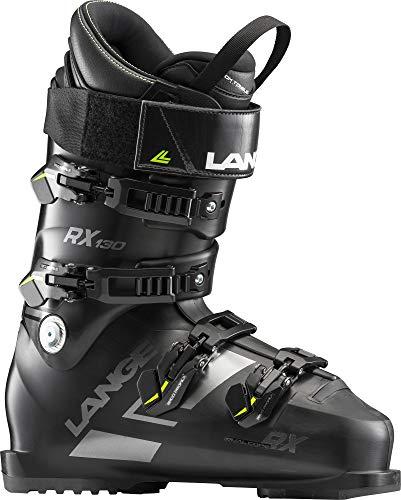 Lange Herren Rx 130 Skischuhe, Herren, LBH2030_29.5, schwarz/grau, 29.5 -