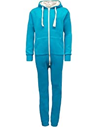 0673d124f55b Urban Street Kids Unisex Plain Onesie - All In One Jumpsuit For Boys and  Girls -