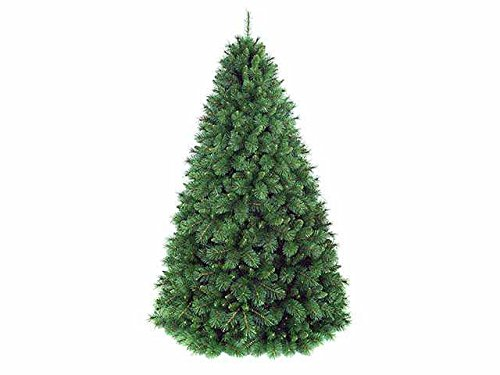 ALBERO ABETE NATALE ARTIFICIALE 225cm MULTIRAMO EVERGREEN SUPER FOLTO #AGN17