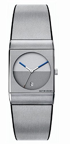 Jacob Jensen Classic Men's Watch Titanium 512/Siam