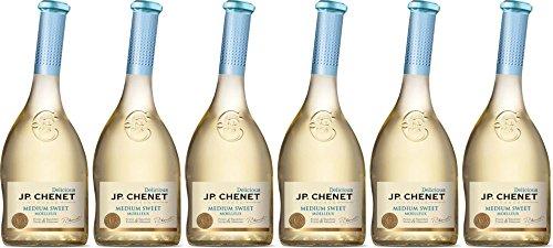 J.P. Chenet Medium Sweet Weißwein Lieblich (6 x 0.75 l)
