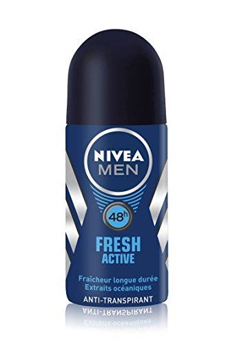Nivea Bille Homme Fresh Active
