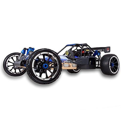 Redcat Racing Rampage DuneRunner V3 4x4 Gas Buggy (1/5 Skala), Blau/Schwarz*