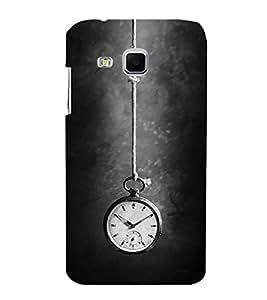 FUSON Hanging Watch Time 3D Hard Polycarbonate Designer Back Case Cover for Samsung Galaxy J3 (6) 2016 :: Samsung Galaxy J3 2016 Duos :: Samsung Galaxy J3 2016 J320F J320A J320P J3109 J320M J320Y