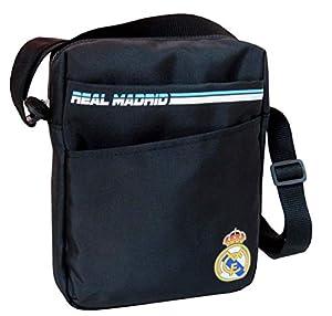 Real Madrid BD-82-RM Bandolera Portadiscman