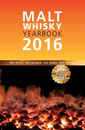 MALT WHISKY YEARBOOK 2016 -