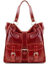 e9e60febbefe Amazon.co.uk  Tuscany Leather - Handbags   Shoulder Bags  Shoes   Bags
