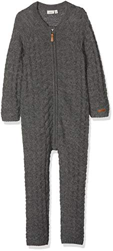 Name It Nmmwrilla Wool LS Knit Suit Noos, Salopette Garçon Name It