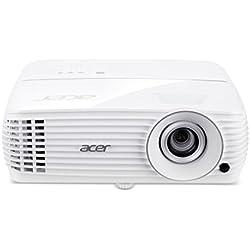 "Acer Home V6810 Video - Proyector (2200 lúmenes ANSI, DLP, 2160p (3840x2160), 10000:1, 16:9, 660,4 - 7620 mm (26 - 300""))"