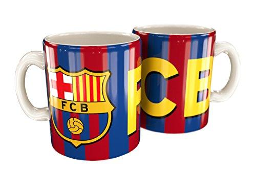 Taza cerámica bandera F.C.Barcelona