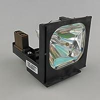 CTLAMP Sostituzione della lampada del proiettore/lampadina con alloggiamento POA-LMP27 per SANYO PLC-SU07/PLC-SU07B/PLC-SU07N/PLC-SU10/PLC-SU10N/PLC-SU15/PLC-SU15B, EIKI LC-NB1UW/LC-NB1U/LC-NB1, BOXLIGHT CP-10t
