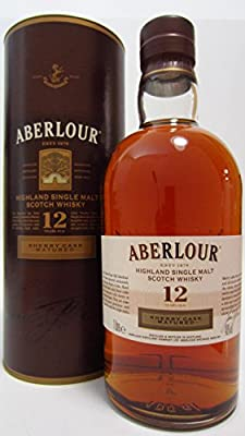 Aberlour - Sherry Cask Matured 12 year old