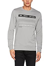 Mens Jortape Sweat Crew Neck Sweatshirt Jack & Jones