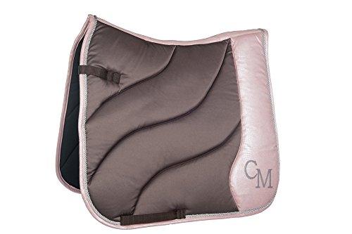 HKM 83644039.0144 Schabracke -Soft Powder- VS, mokka/milky pink
