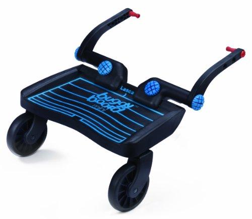 Lascal 2890 Buggy Board Mini, Thermoplastic Elastomer, schwarz/blau