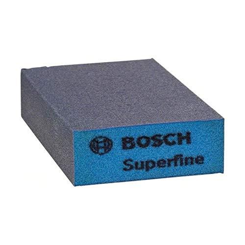 Bosch Professional DIY Schleifschwamm (69 x 97 x 26 mm, super fein)