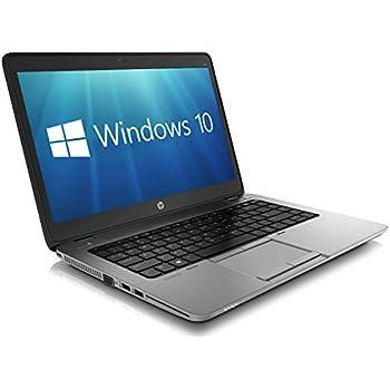 HP EliteBook 840 G1 14-inch Ultrabook (Intel Core i5 4th Gen, 8GB Memory, 320GB HDD, WiFi, WebCam, Windows 10 Professional 64-bit)